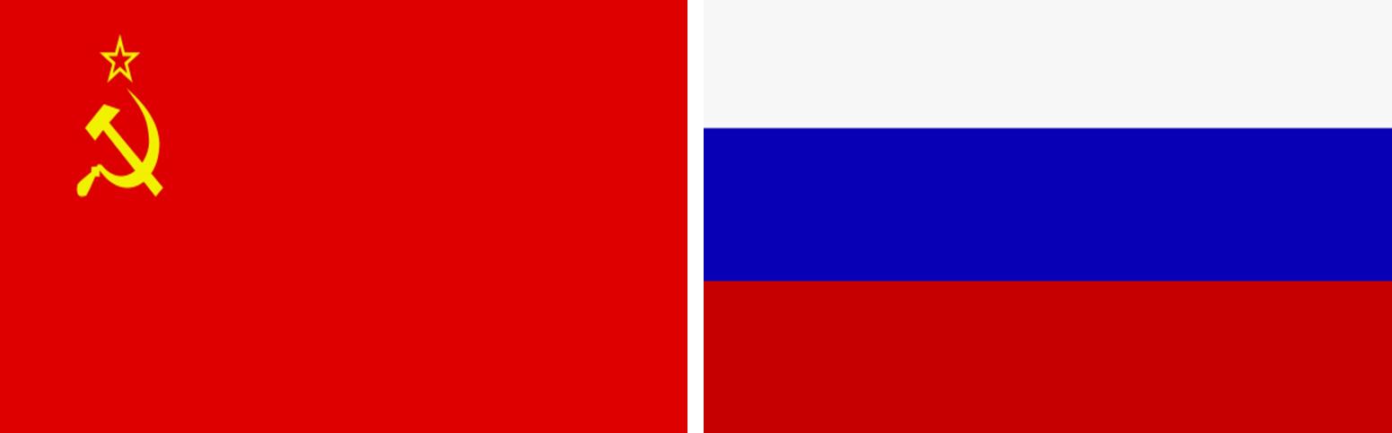 СССР/Россия