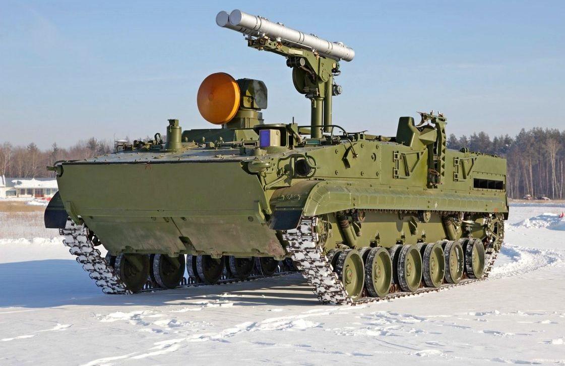 Каким должен быть танк 21-го века