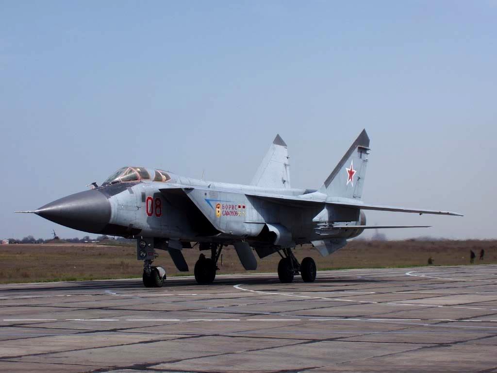 Обои миг-31, ввс, Микоян и гуревич, перехватчик, истребитель. Авиация foto 17