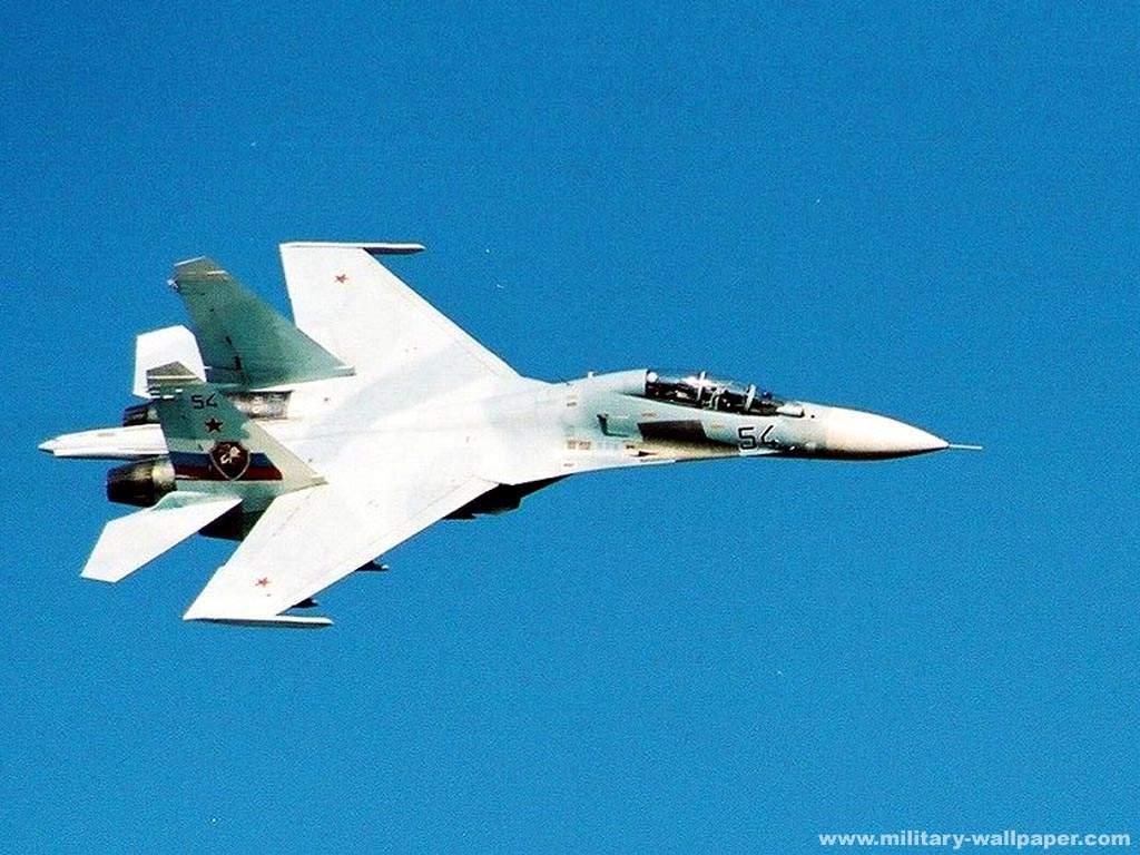 Обои многоцелевой, двухместный, Су-30м2, истребитель. Авиация foto 10