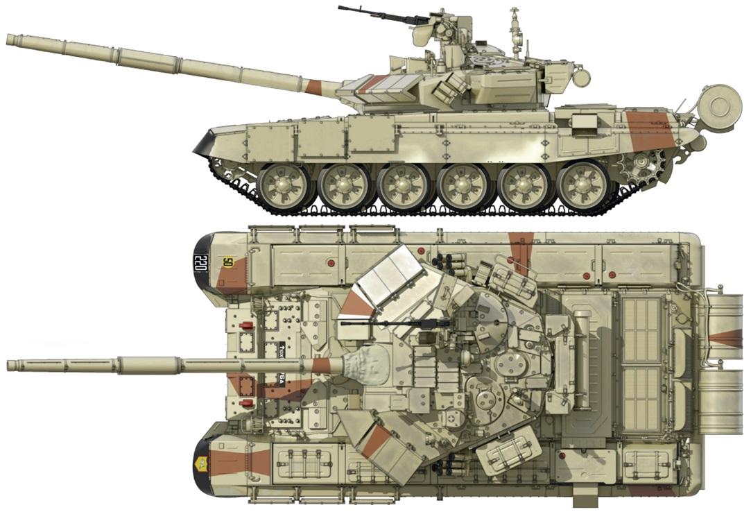 Новейшие танки Т-90 поступили на вооружение российской армии ... | 738x1083