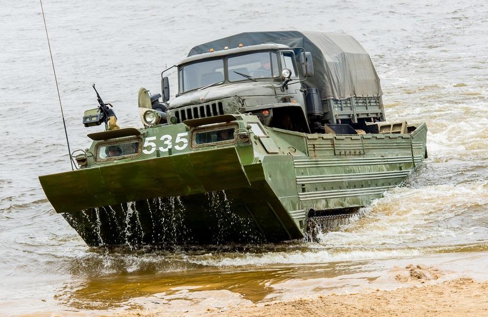 птс армейский фото предприятие вывозу тко