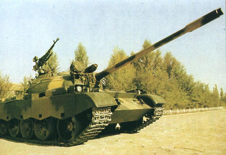 Type 69 Wz 121 Main Battle Tank: Энциклопедия военной техники