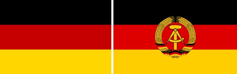 Германия (ФРГ / ГДР)