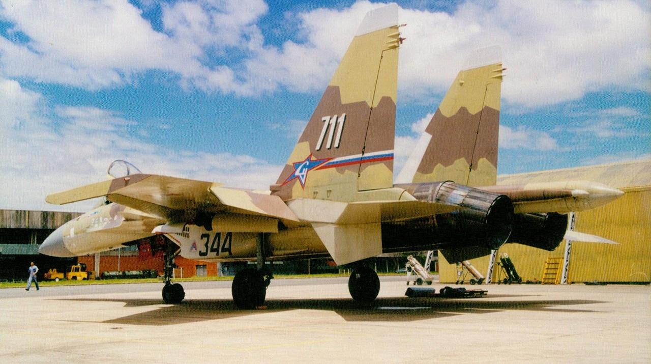 Сухой С-37 / Су-47 Беркут | 715x1280